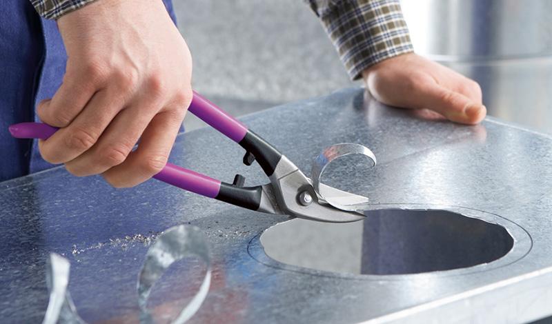 Ножницы для отверстий HSS