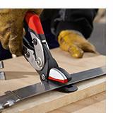 Ножницы для резки ленточной стали