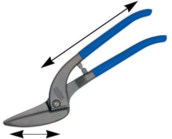 обычные ножницы